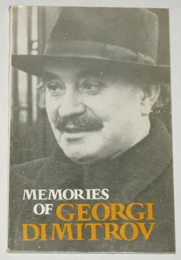 Memories of Georgi Dimitrov